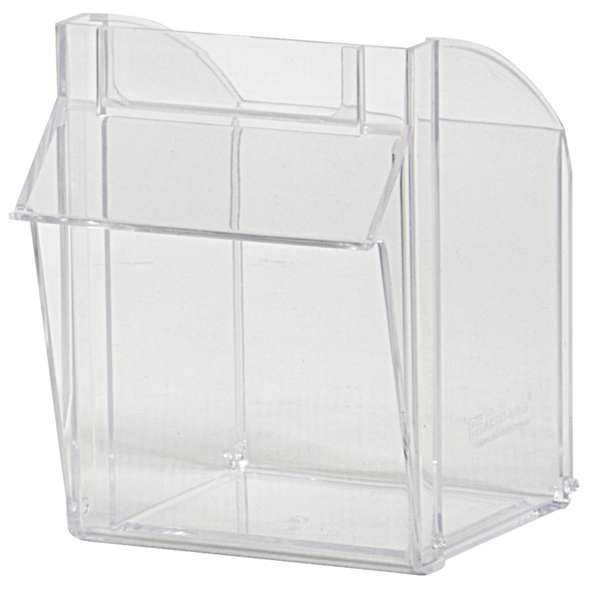 Replacement Bin for Model 06705, Clear (06705CUP).  This item sold in carton quantities of 1.