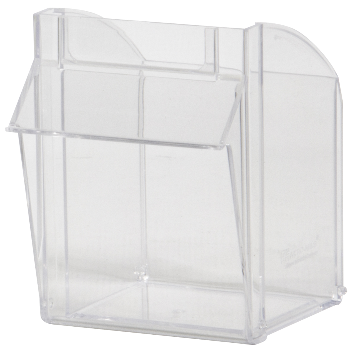 Replacement Bin for Model 06706, Clear (06706CUP).  This item sold in carton quantities of 1.