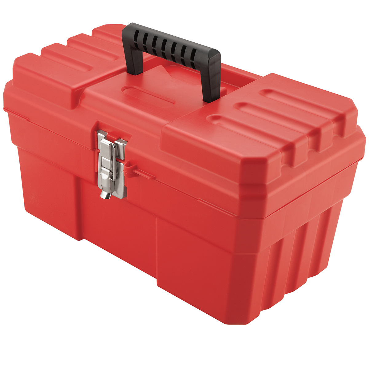 ProBox Toolbox 14 x 8-1/8 x 8-1/8, Red (09514).  This item sold in carton quantities of 6.