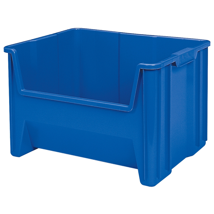 Stak-N-Store Bin 15-1/4 x 19-7/8 x 12-7/16, Blue (13017BLUE).  This item sold in carton quantities of 3.