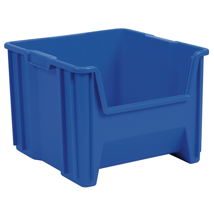 Stak-N-Store Bin 17-1/2 x 16-1/2 x 12-1/2, Blue (13018BLUE).  This item sold in carton quantities of 2.
