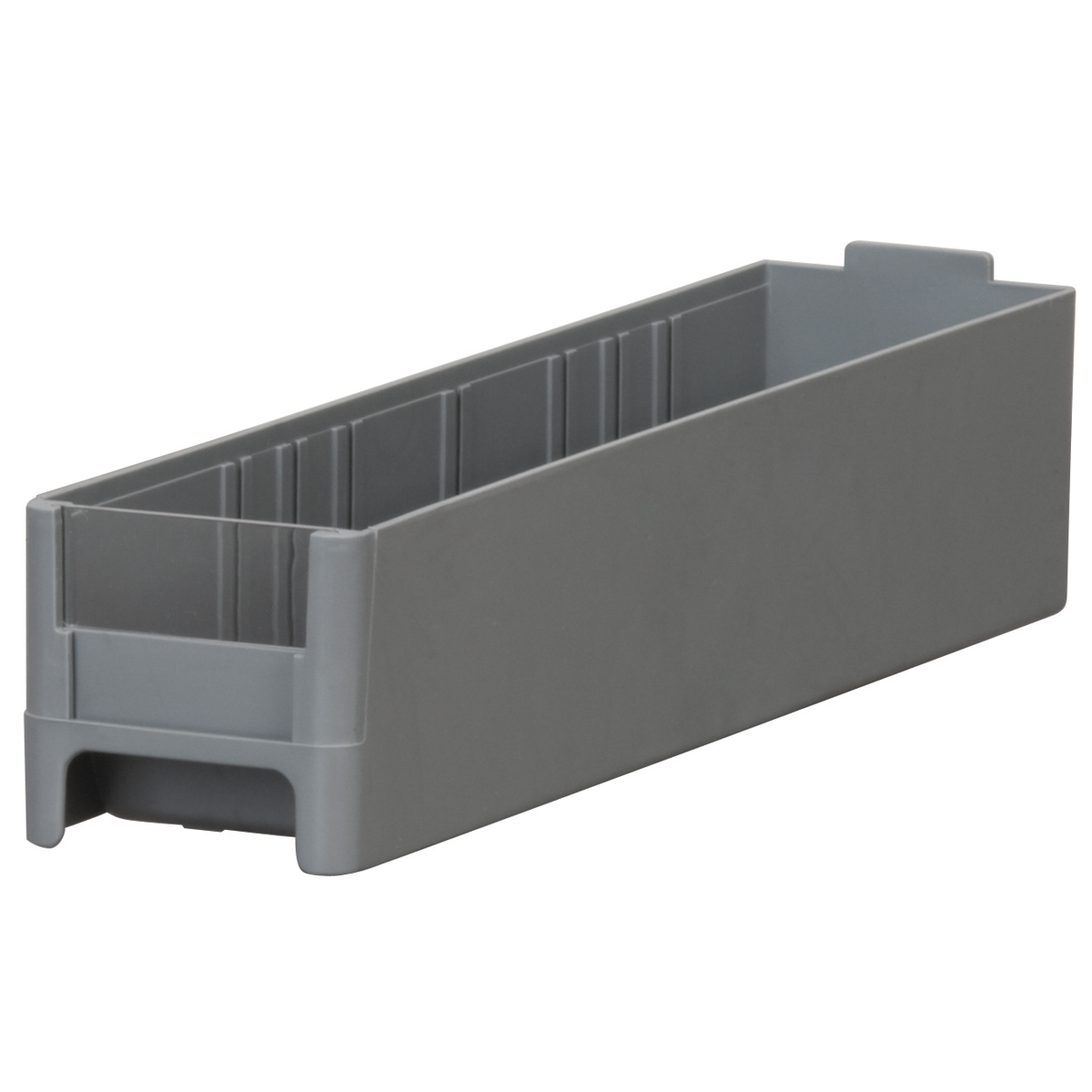 19-Series Cabinet Drawer 2-3/16 x 2-1/16 x 10-9/16, Gray.  This item sold in carton quantities of 56.