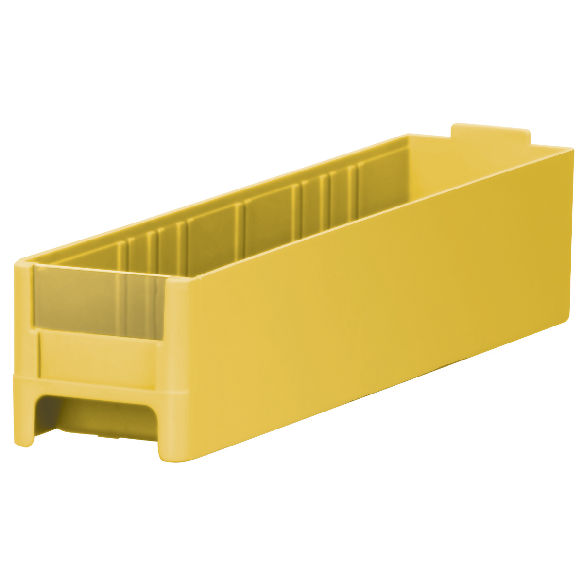 19-Series Cabinet Drawer 2-3/16 x 2-1/16 x 10-9/16, Yellow.  This item sold in carton quantities of 56.