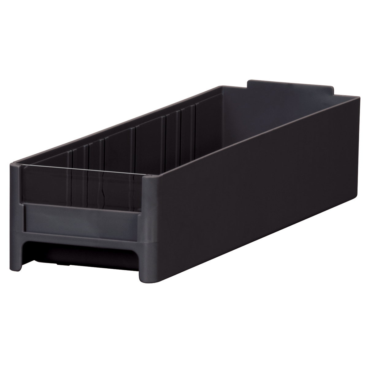 19-Series Cabinet Drawer 3-3/16 x 2-1/16 x 10-9/16, Black.  This item sold in carton quantities of 40.