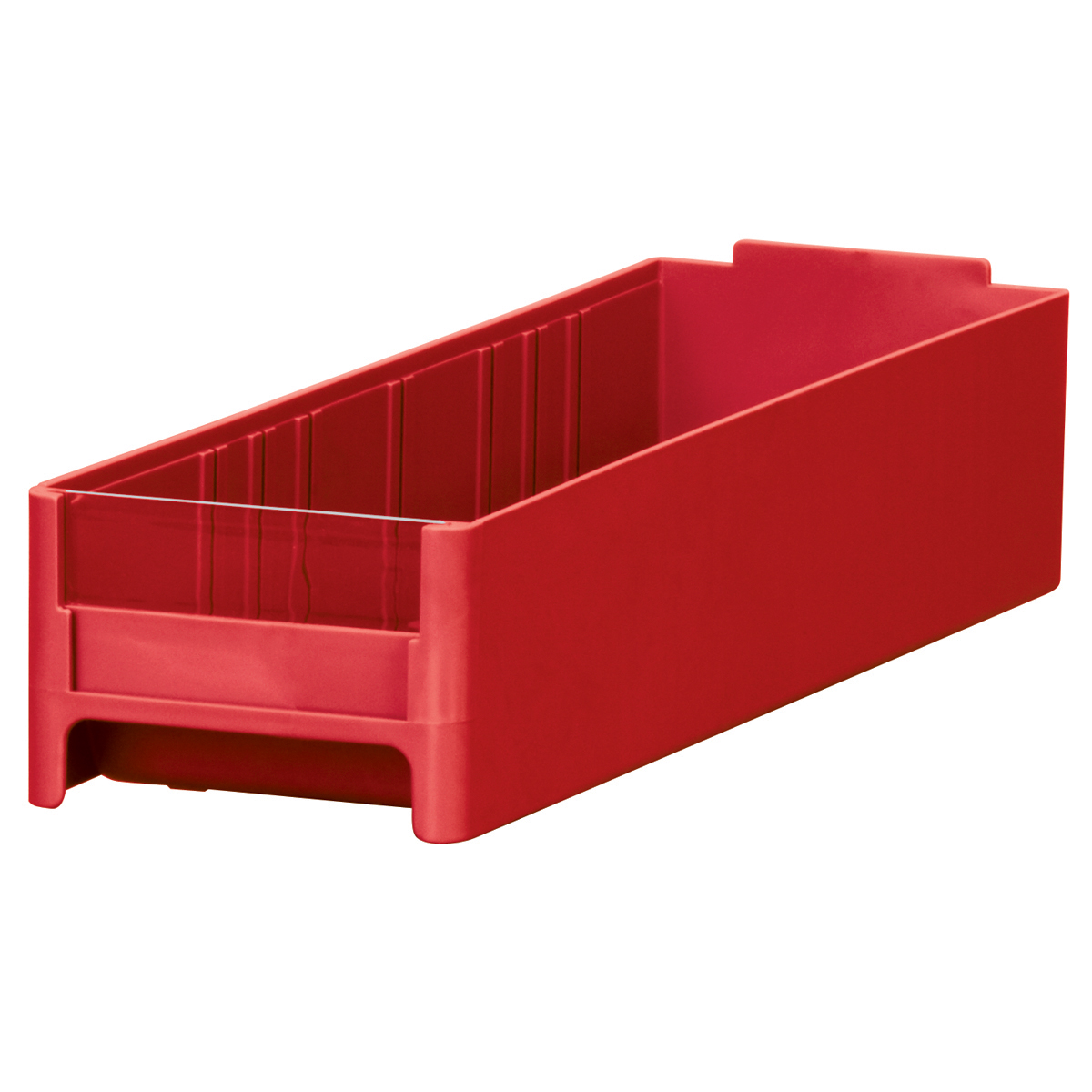 19-Series Cabinet Drawer 3-3/16 x 2-1/16 x 10-9/16, Red.  This item sold in carton quantities of 40.