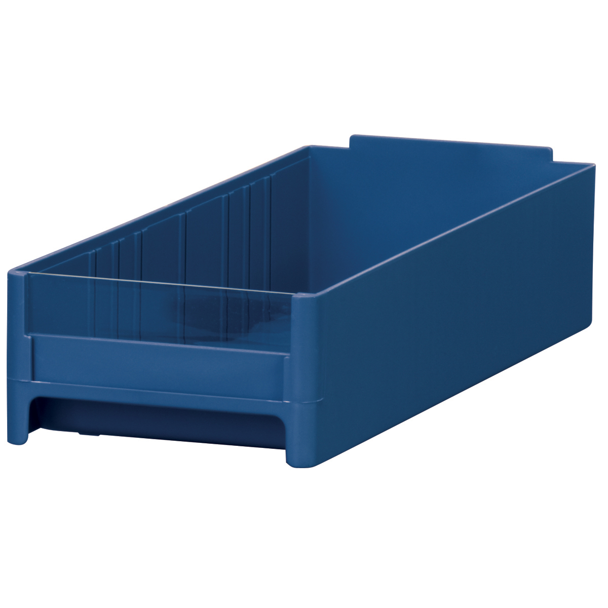 19-Series Cabinet Drawer 4 x 2-1/16 x 10-9/16, Blue.  This item sold in carton quantities of 32.