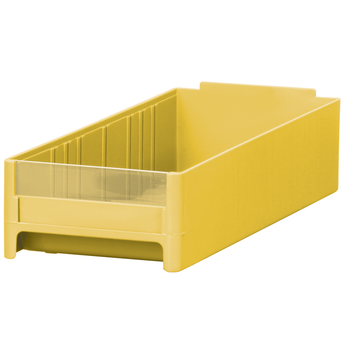 19-Series Cabinet Drawer 4 x 2-1/16 x 10-9/16, Yellow.  This item sold in carton quantities of 32.