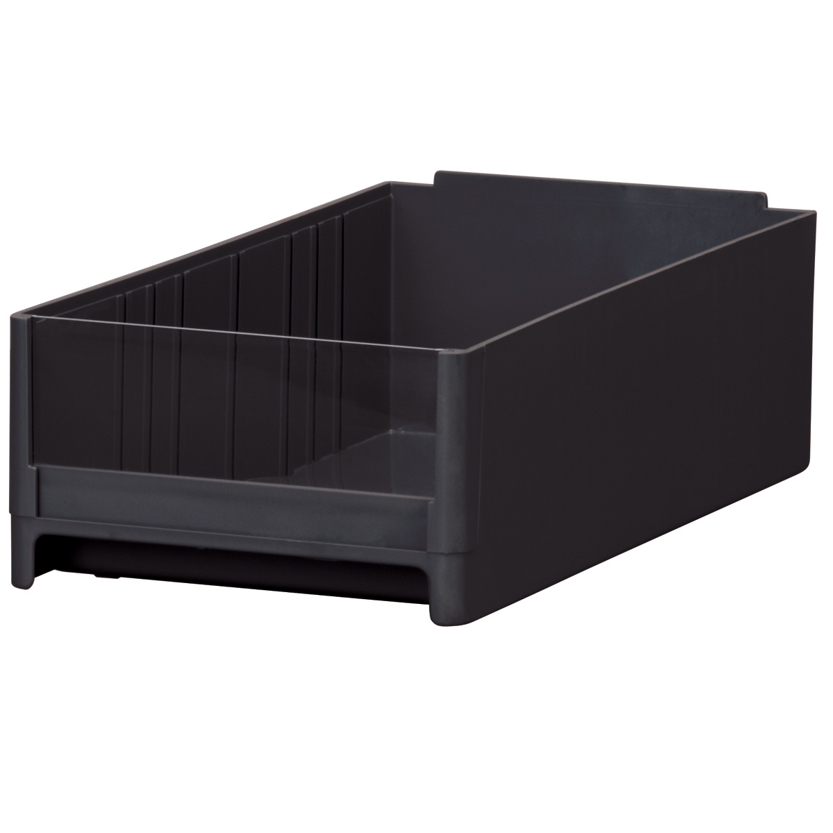 19-Series Cabinet Drawer 5-3/16 x 3-1/16 x 10-9/16, Black.  This item sold in carton quantities of 15.