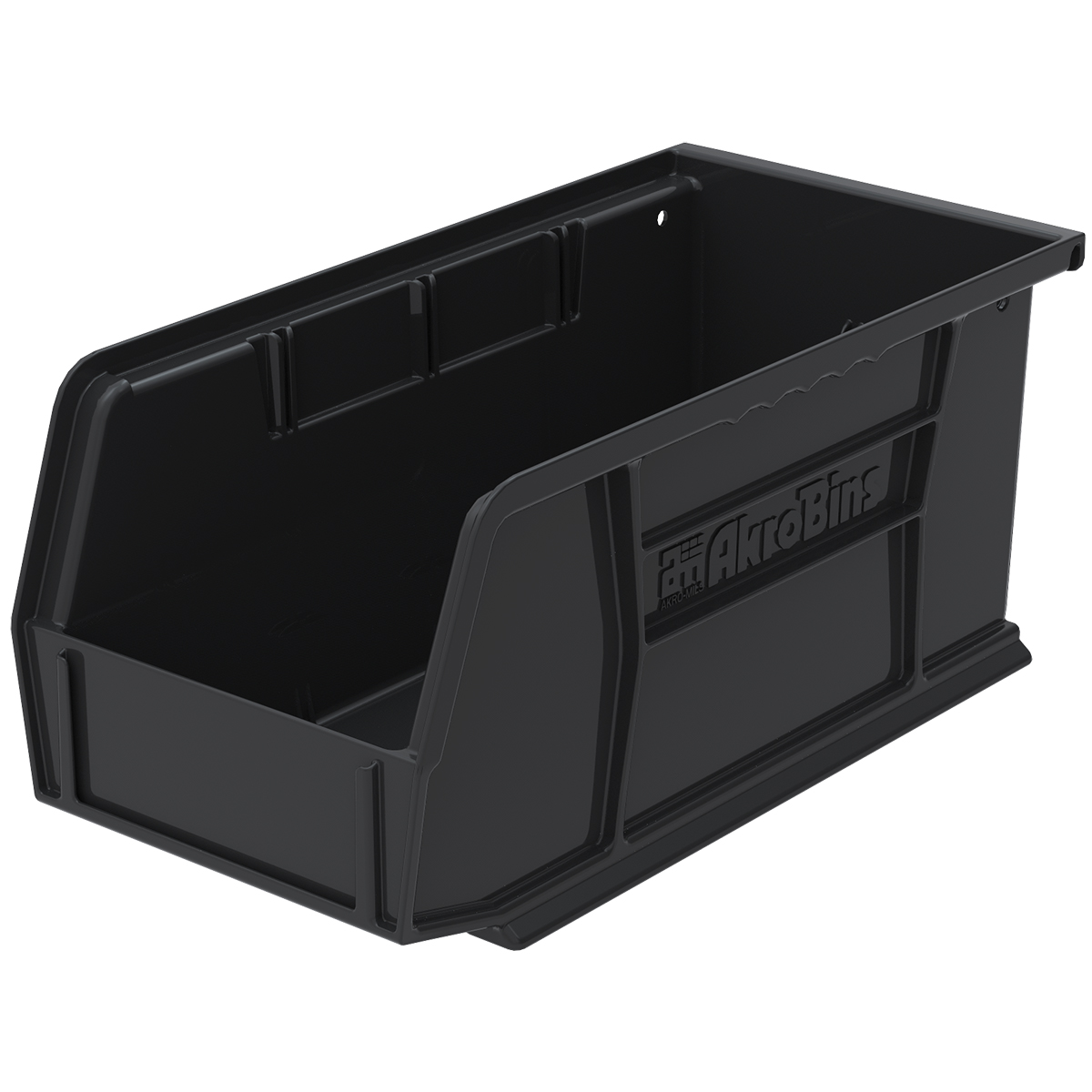 AkroBin 10-7/8 x 5-1/2 x 5, Black (30230BLACK).  This item sold in carton quantities of 12.