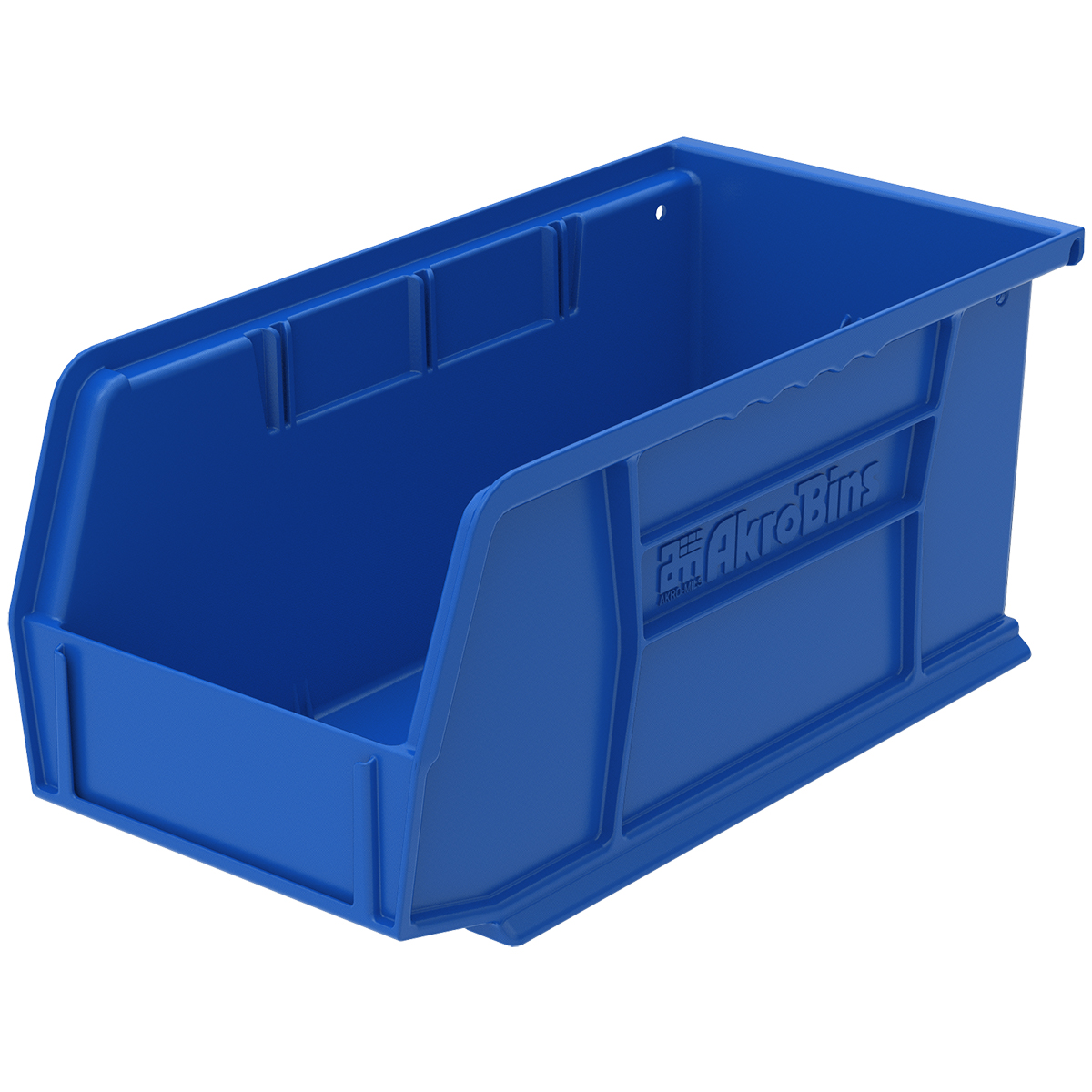 AkroBin 10-7/8 x 5-1/2 x 5, Blue (30230BLUE).  This item sold in carton quantities of 12.