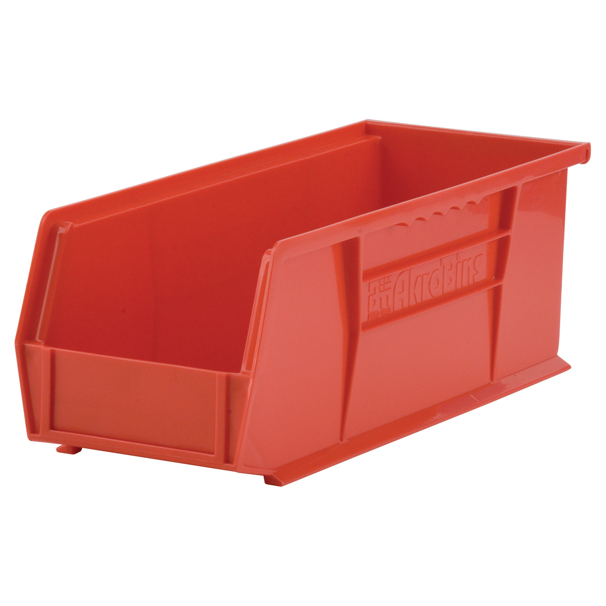 AkroBin 14-3/4 x 5-1/2 x 5, Red (30234RED).  This item sold in carton quantities of 12.