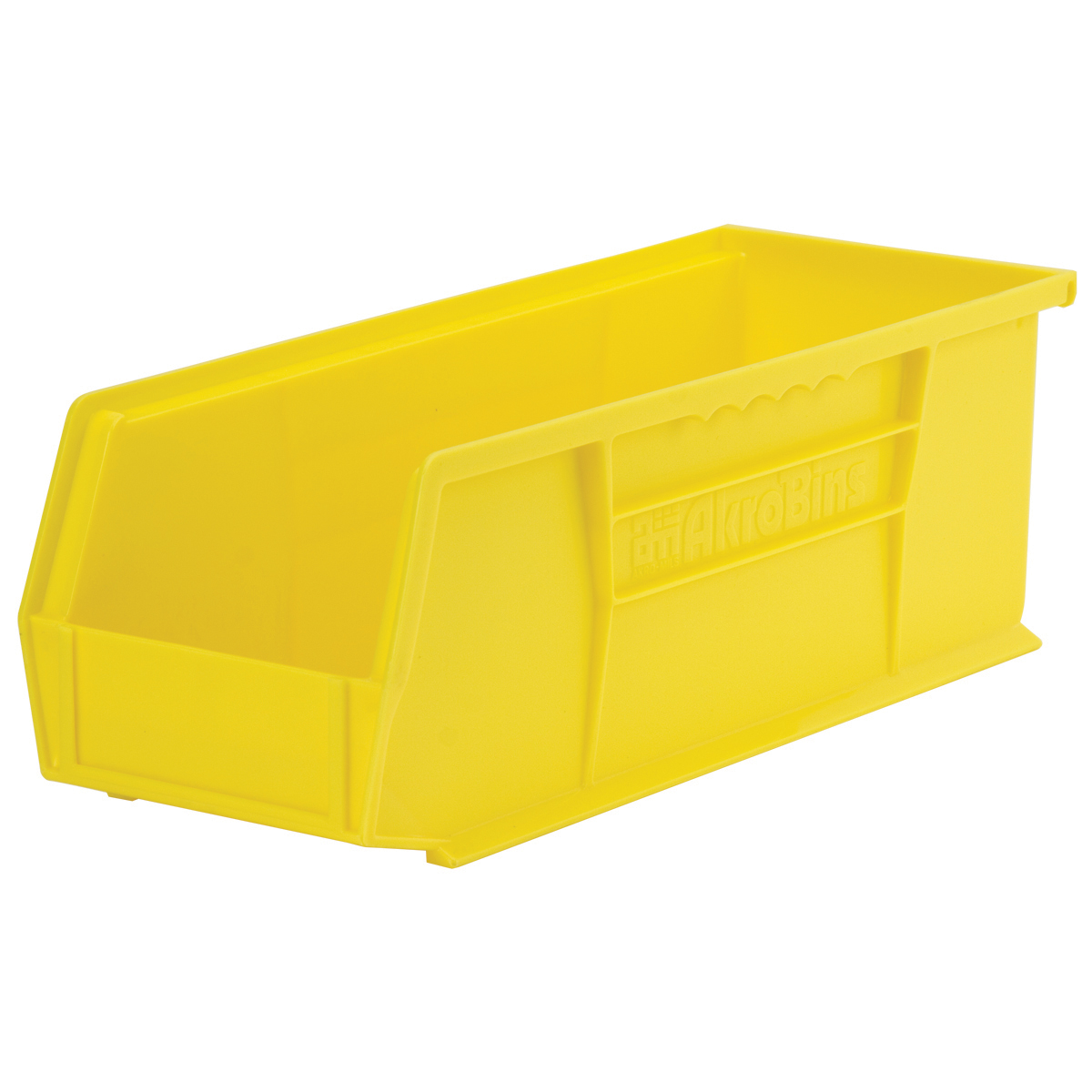 AkroBin 14-3/4 x 5-1/2 x 5, Yellow (30234YELLO).  This item sold in carton quantities of 12.