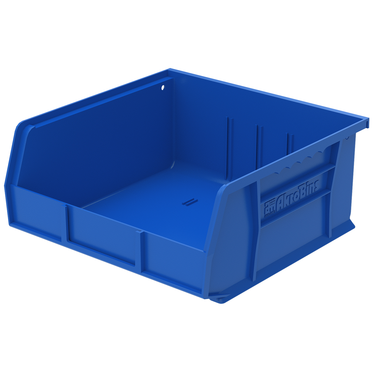 AkroBin 10-7/8 x 11 x 5, Blue (30235BLUE).  This item sold in carton quantities of 6.