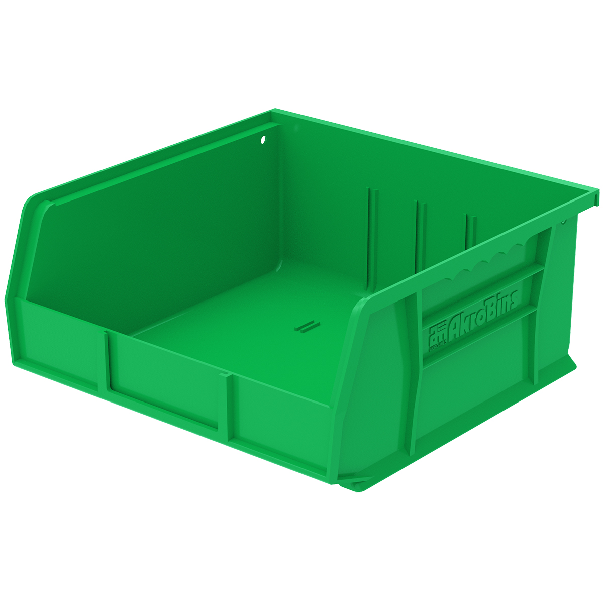 AkroBin 10-7/8 x 11 x 5, Green (30235GREEN).  This item sold in carton quantities of 6.