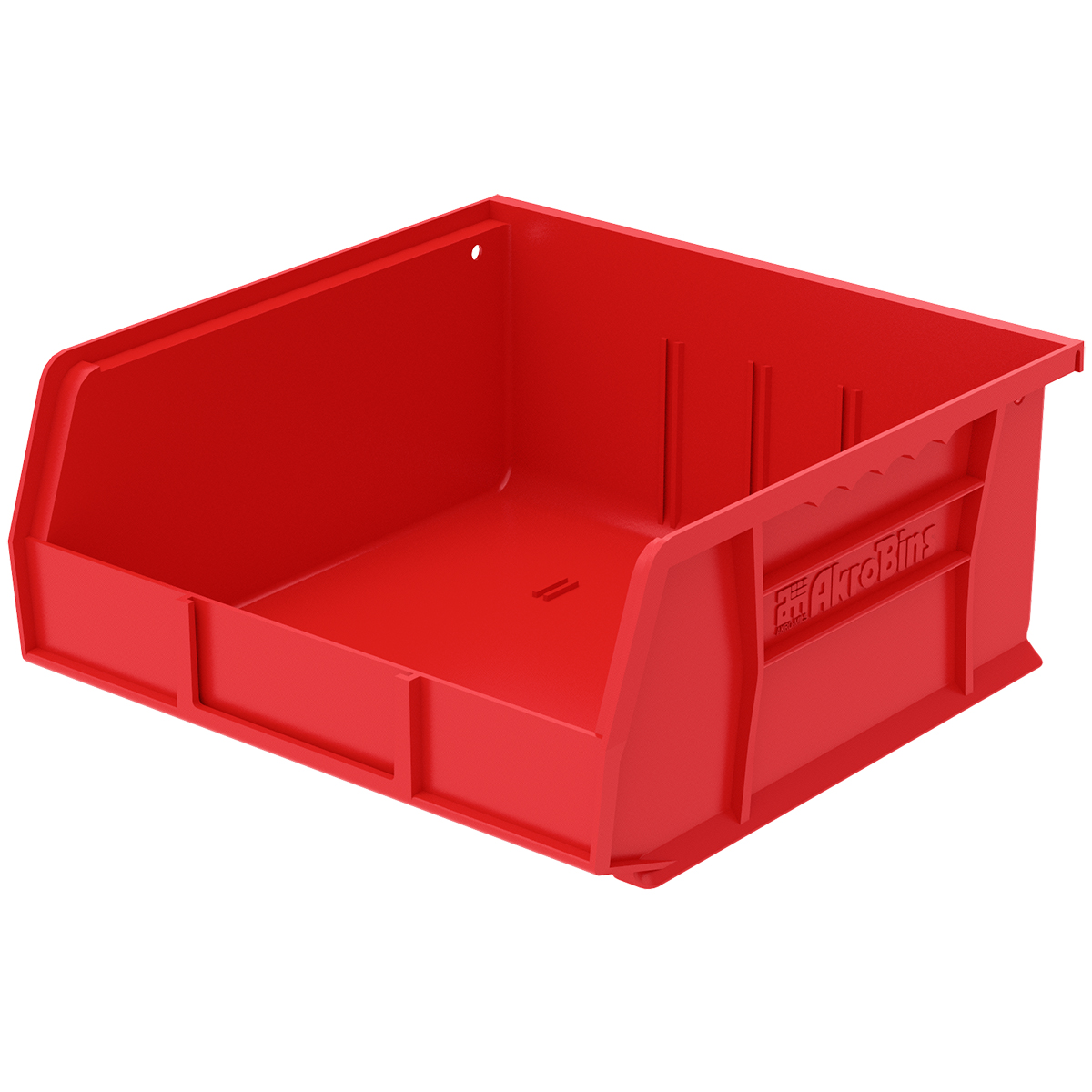 AkroBin 10-7/8 x 11 x 5, Red (30235RED).  This item sold in carton quantities of 6.