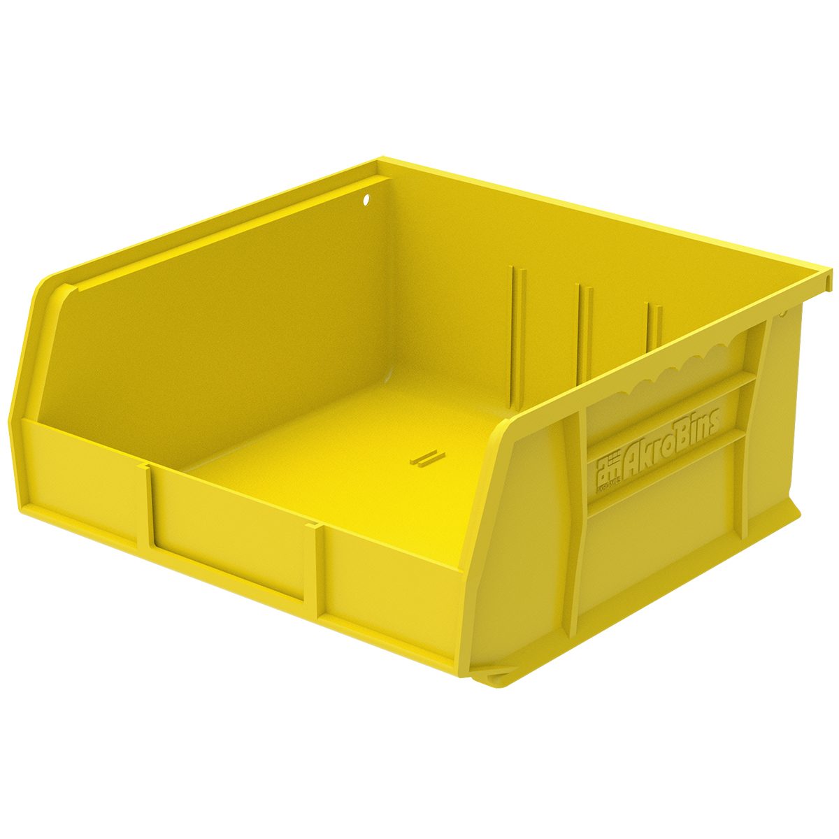 AkroBin 10-7/8 x 11 x 5, Yellow (30235YELLO).  This item sold in carton quantities of 6.