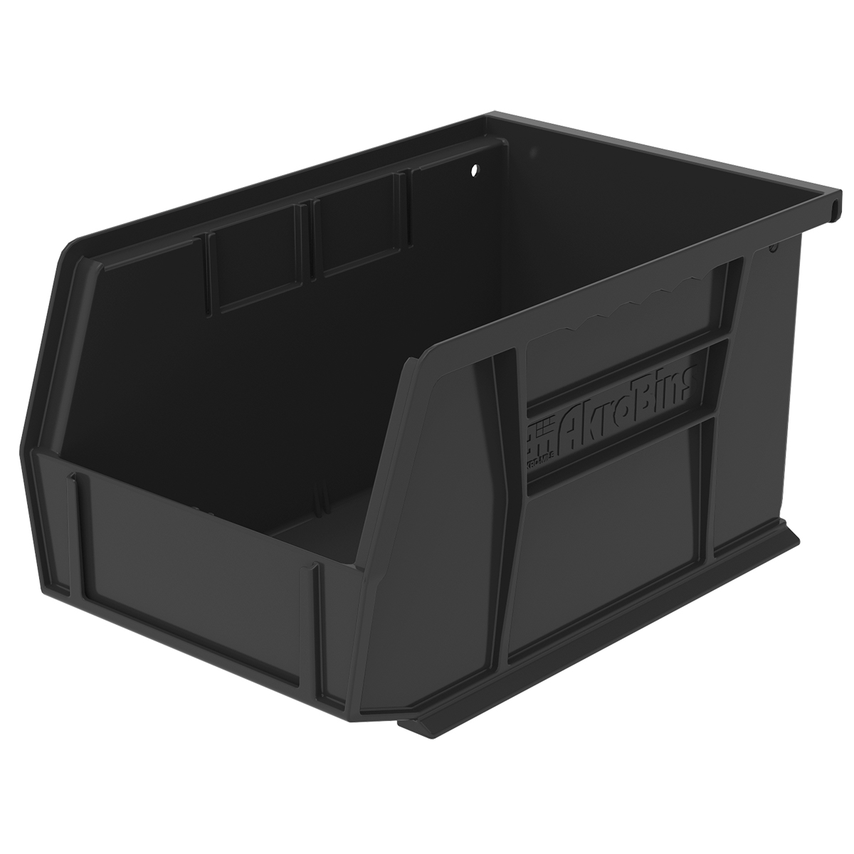 AkroBin 9-1/4 x 6 x 5, Black (30237BLACK).  This item sold in carton quantities of 12.