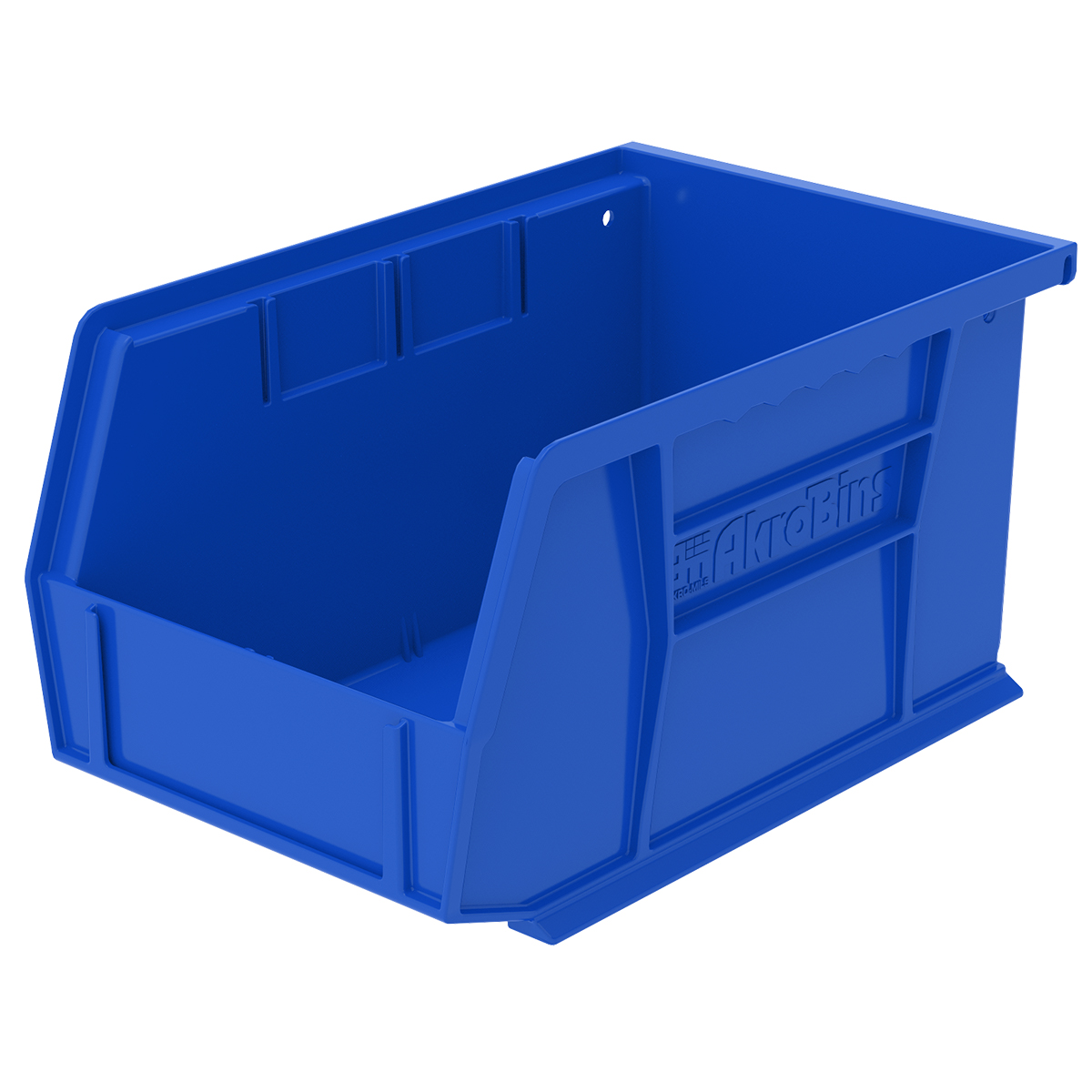 AkroBin 9-1/4 x 6 x 5, Blue (30237BLUE).  This item sold in carton quantities of 12.