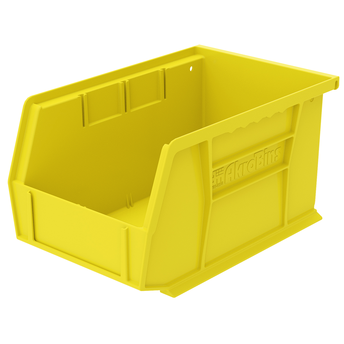 AkroBin 9-1/4 x 6 x 5, Yellow (30237YELLO).  This item sold in carton quantities of 12.