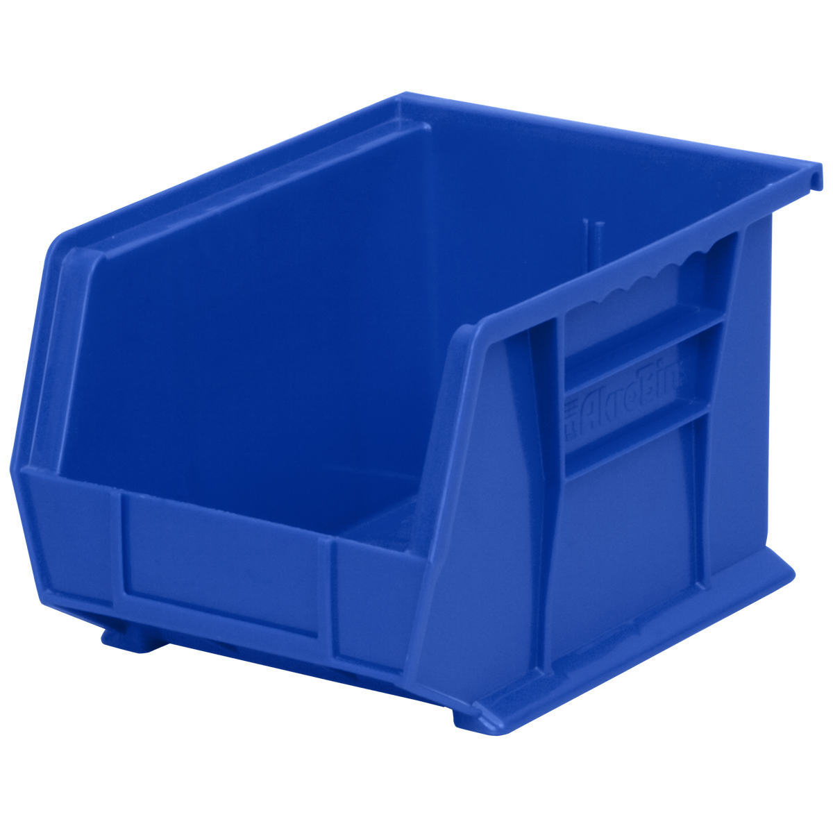 AkroBin 10-3/4 x 8-1/4 x 7, Blue (30239BLUE).  This item sold in carton quantities of 6.