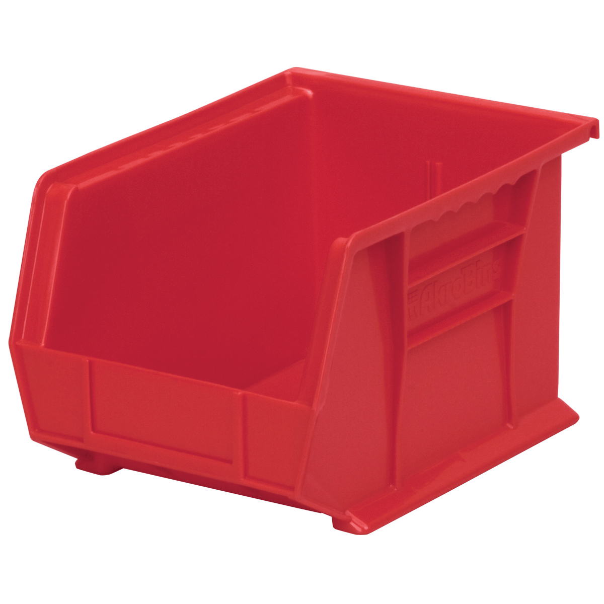 AkroBin 10-3/4 x 8-1/4 x 7, Red (30239RED).  This item sold in carton quantities of 6.