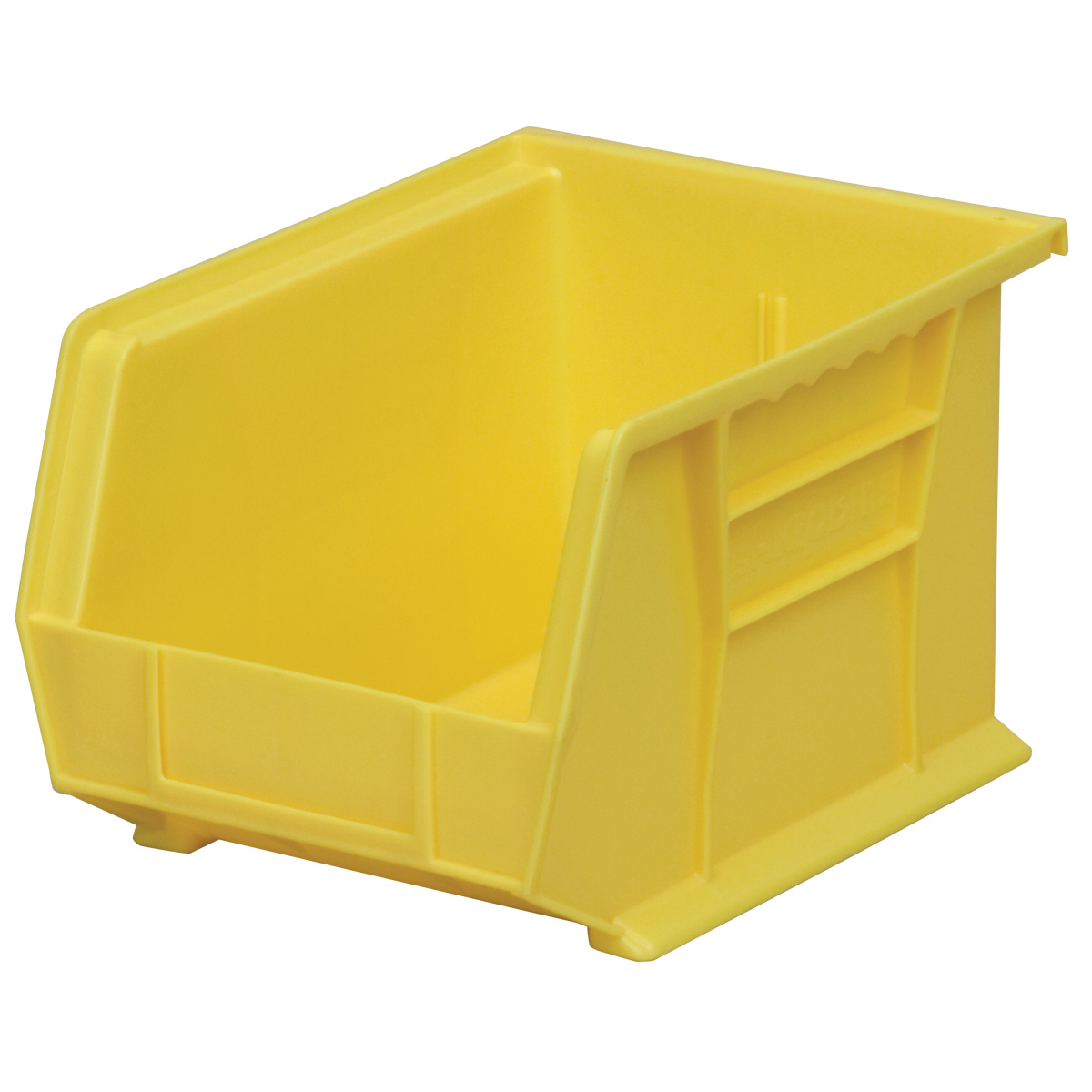 AkroBin 10-3/4 x 8-1/4 x 7, Yellow (30239YELLO).  This item sold in carton quantities of 6.