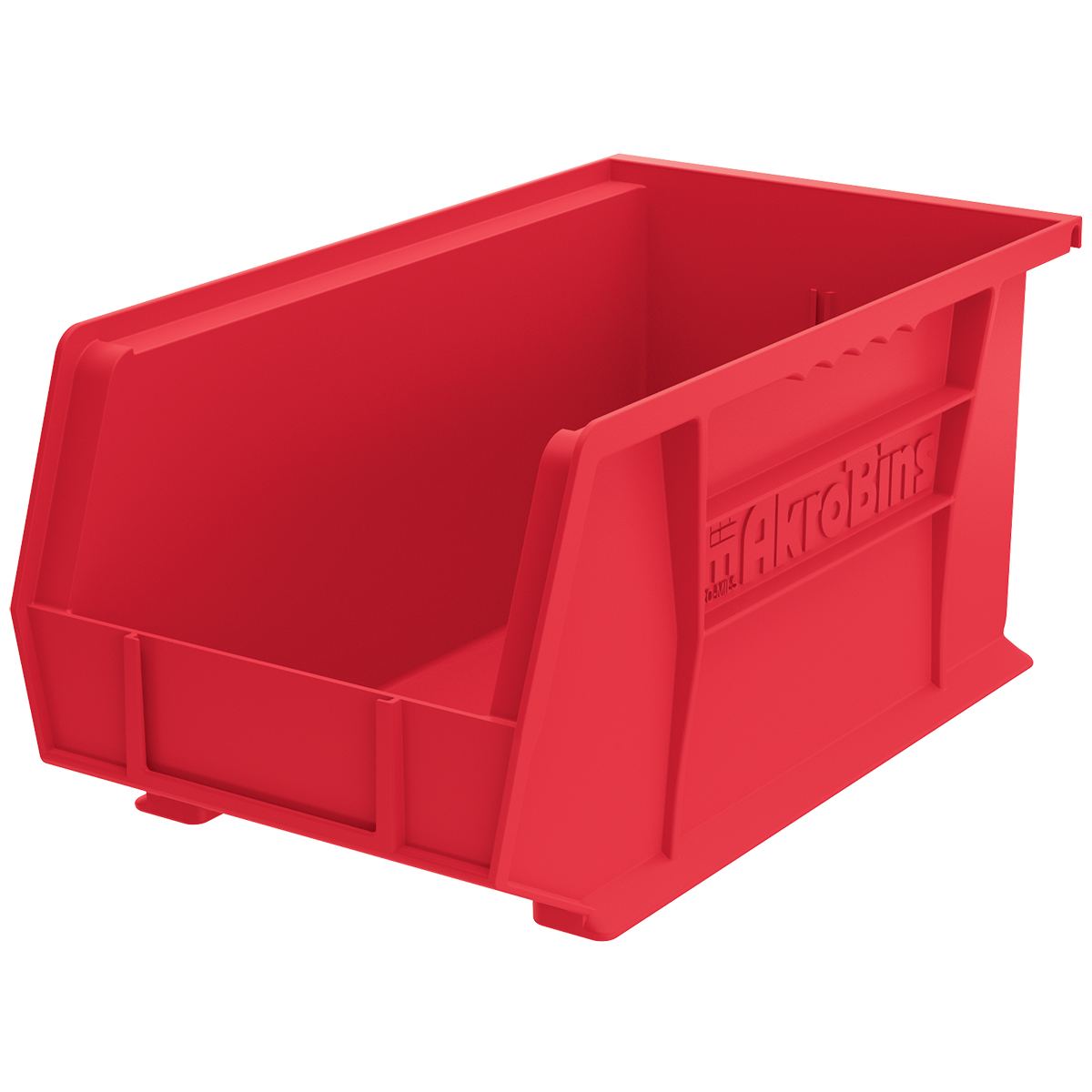 AkroBin 14-3/4 x 8-1/4 x 7, Red (30240RED).  This item sold in carton quantities of 12.
