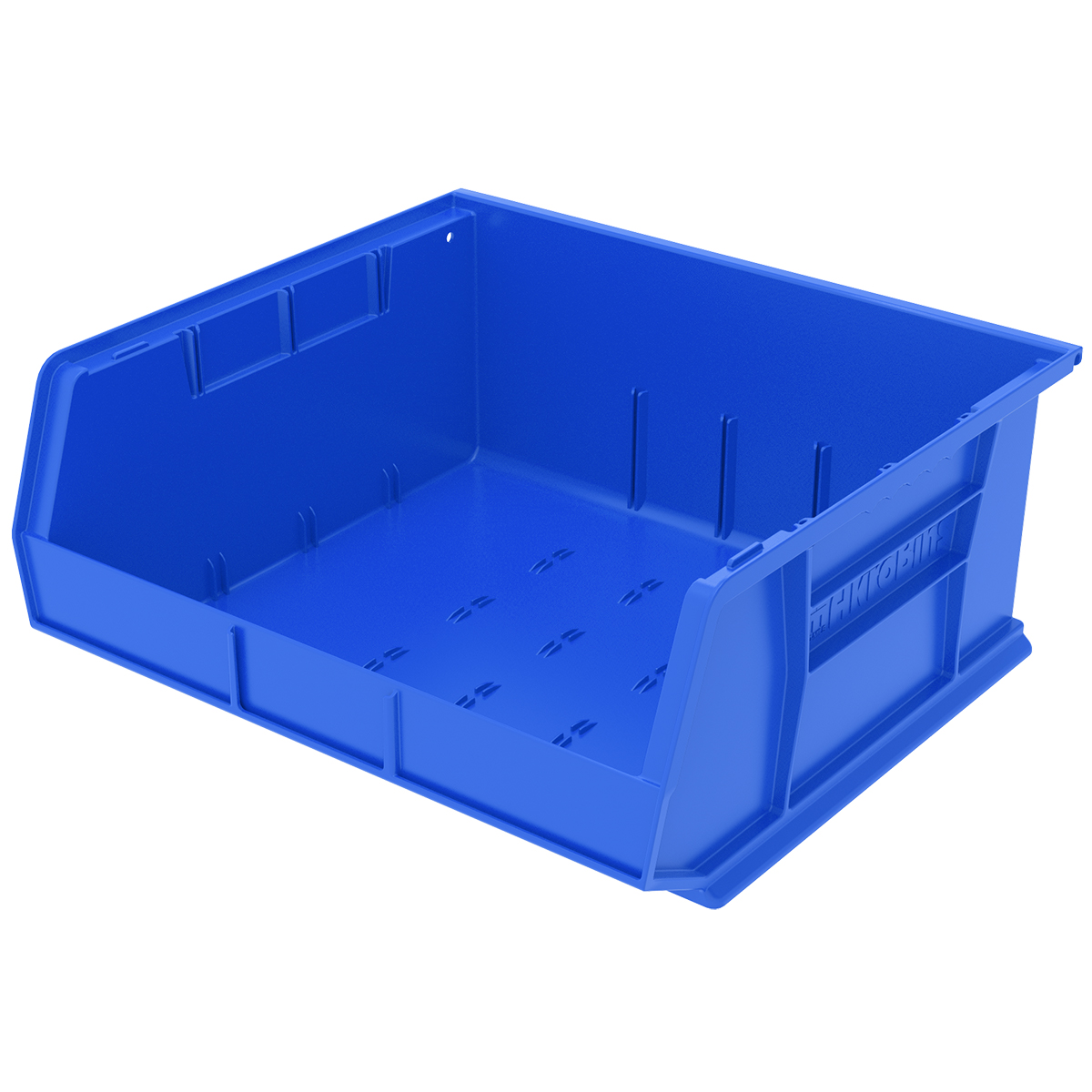 AkroBin 14-3/4 x 16-1/2 x 7, Blue (30250BLUE).  This item sold in carton quantities of 6.