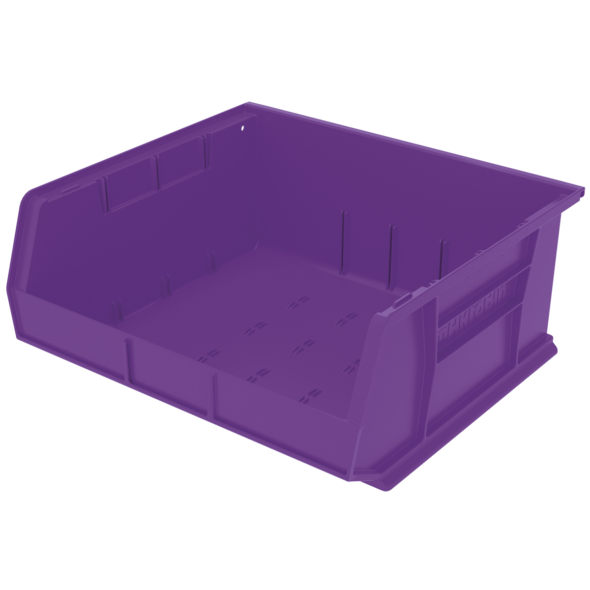 AkroBin 14-3/4 x 16-1/2 x 7, Purple (30250PURPL).  This item sold in carton quantities of 6.