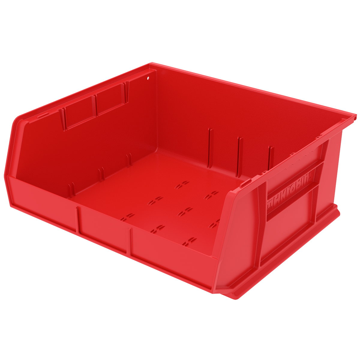 AkroBin 14-3/4 x 16-1/2 x 7, Red (30250RED).  This item sold in carton quantities of 6.