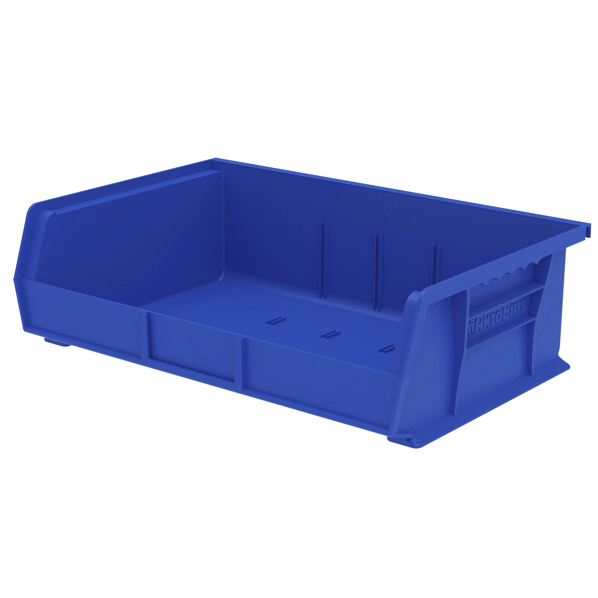 AkroBin 10-7/8 x 16-1/2 x 5, Blue (30255BLUE).  This item sold in carton quantities of 6.