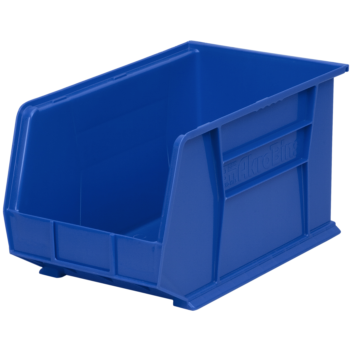 AkroBin 18 x 11 x 10, Blue (30260BLUE).  This item sold in carton quantities of 6.