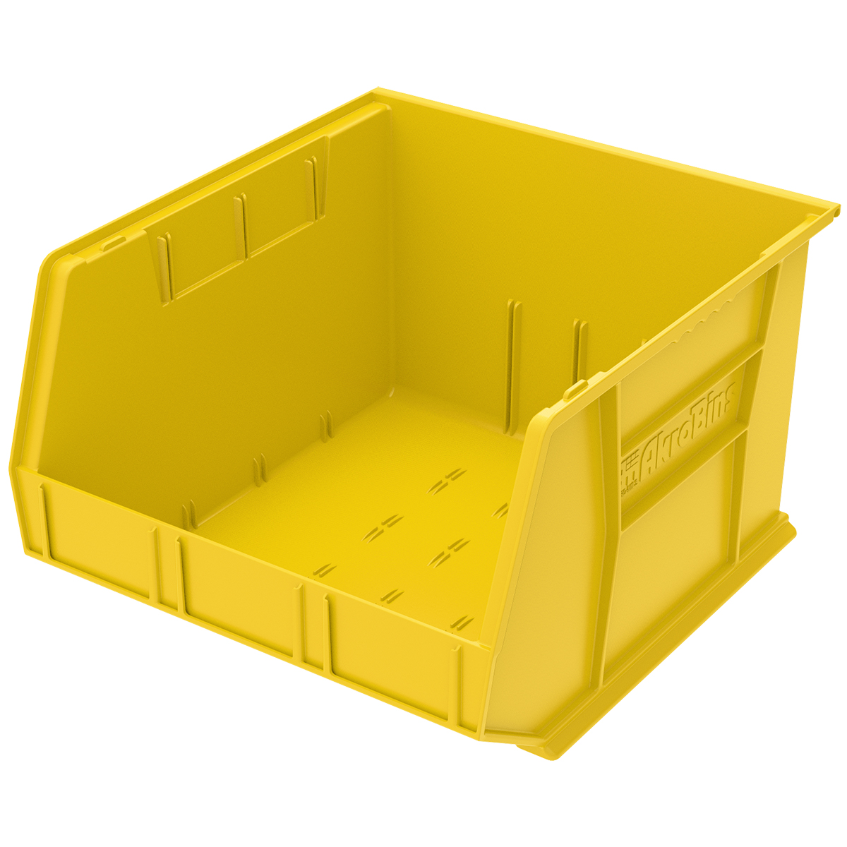 AkroBin 18 x 16-1/2 x 11, Yellow (30270YELLO).  This item sold in carton quantities of 3.