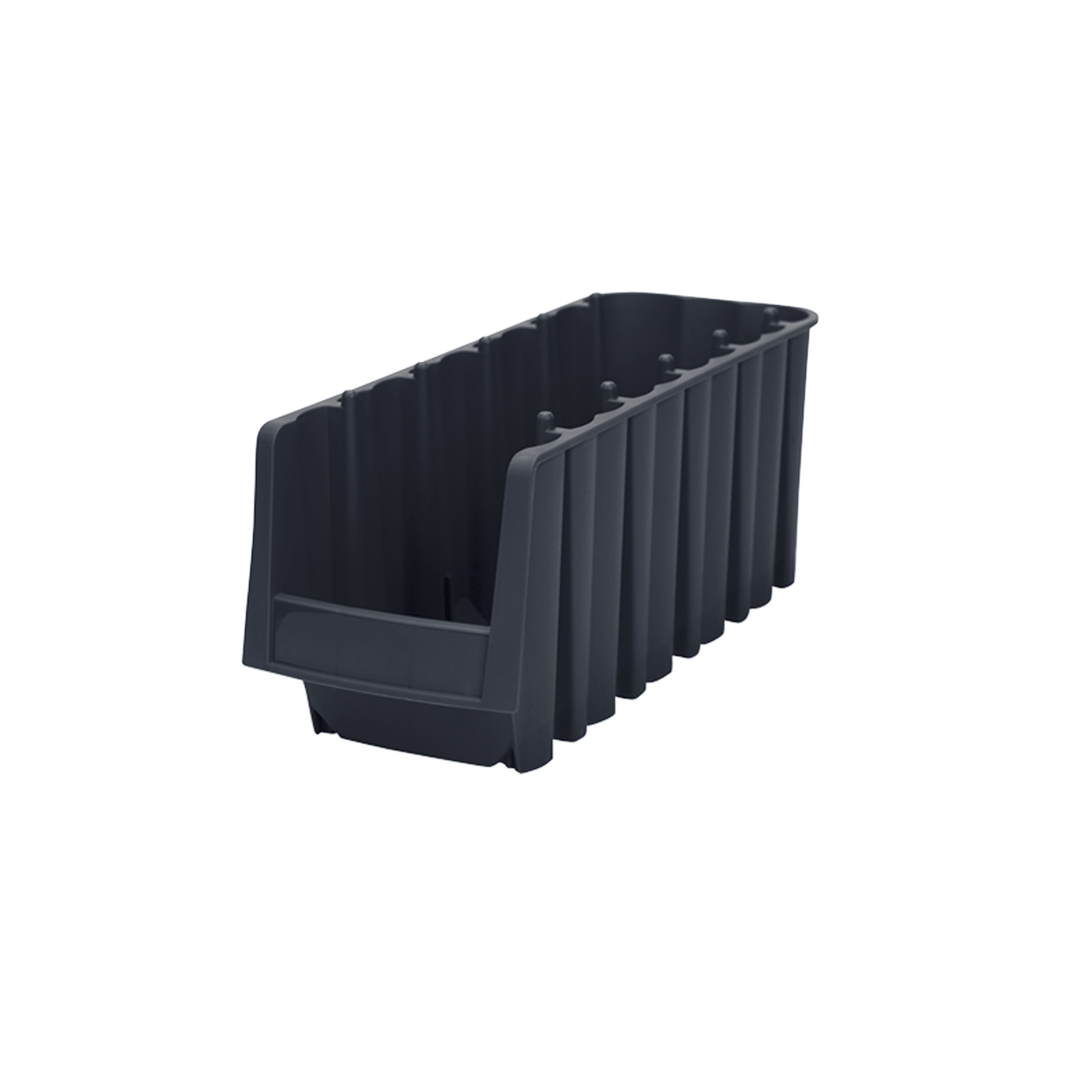 Economy Shelf Bin 11-7/8 x 8-3/8 x 5, Black (30718BLACK).  This item sold in carton quantities of 8.