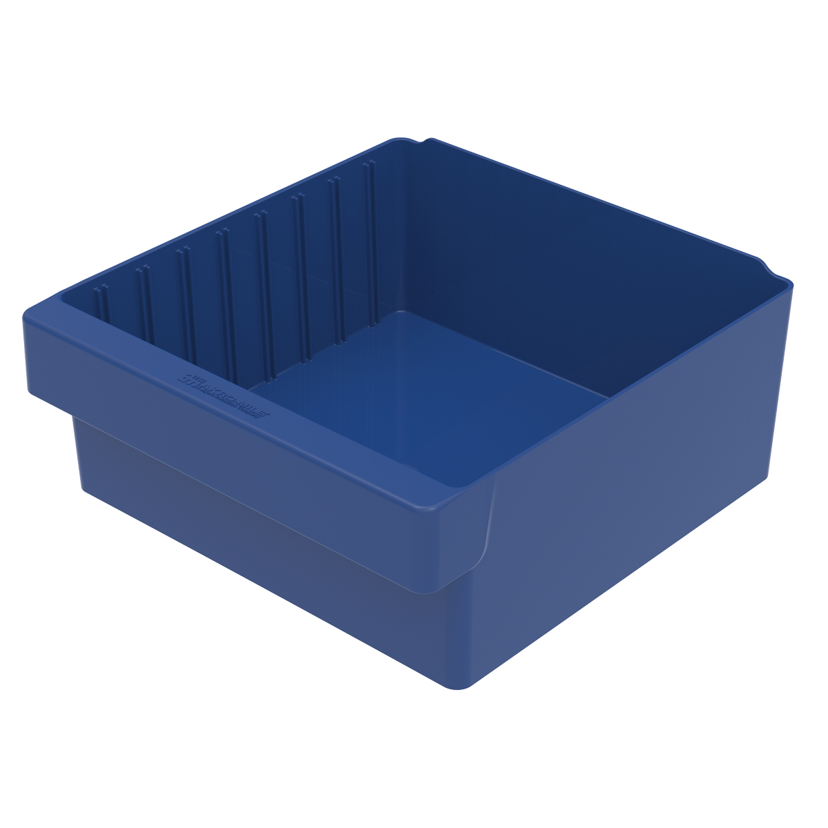 AkroDrawer 11-5/8 x 11-1/8 x 4-5/8, Blue (31112BLU).  This item sold in carton quantities of 4.