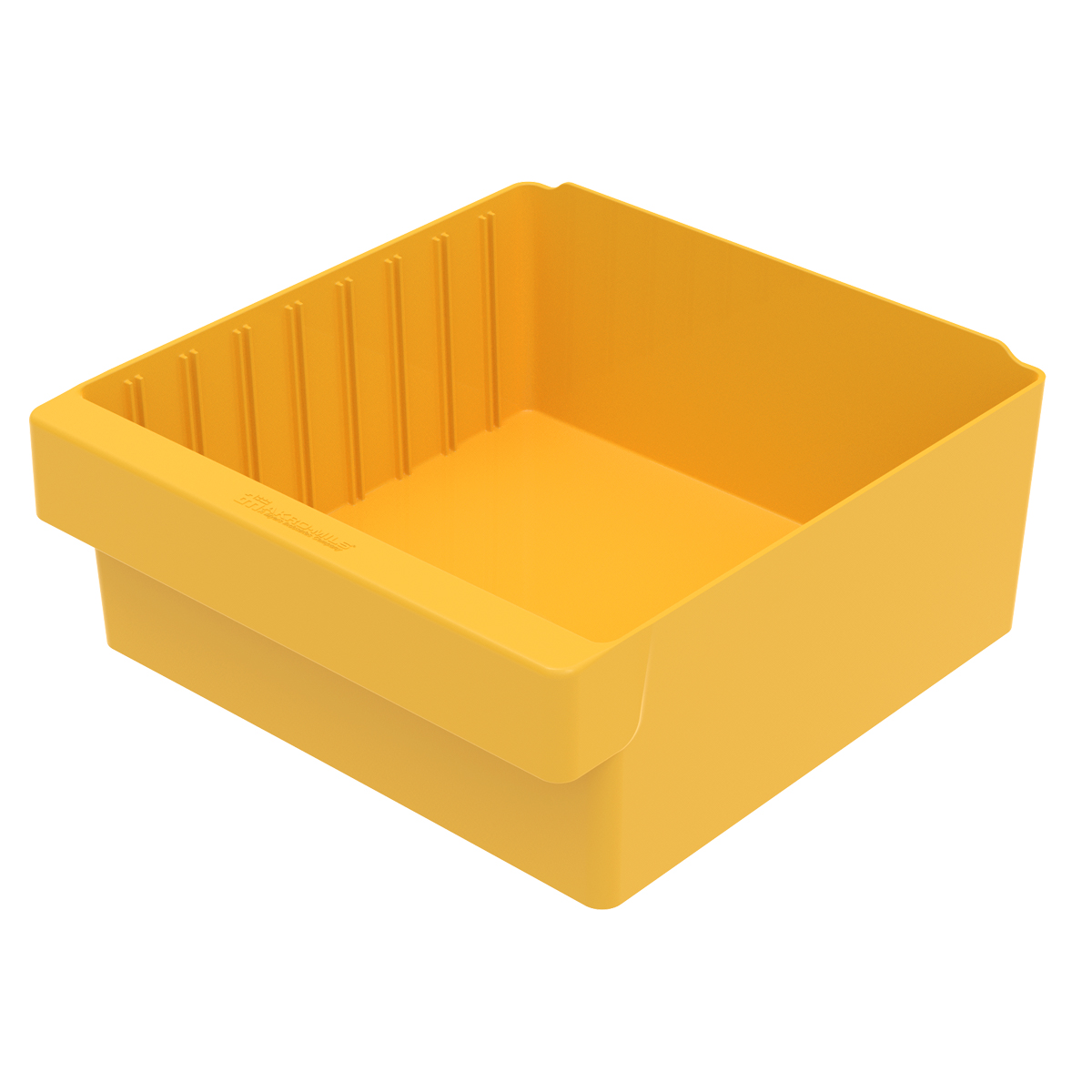 AkroDrawer 11-5/8 x 11-1/8 x 4-5/8, Yellow (31112YEL).  This item sold in carton quantities of 4.