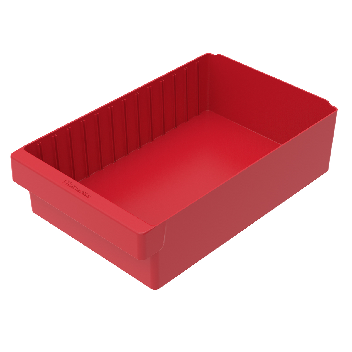 AkroDrawer 17-5/8 x 11-1/8 x 4-5/8, Red (31118RED).  This item sold in carton quantities of 4.