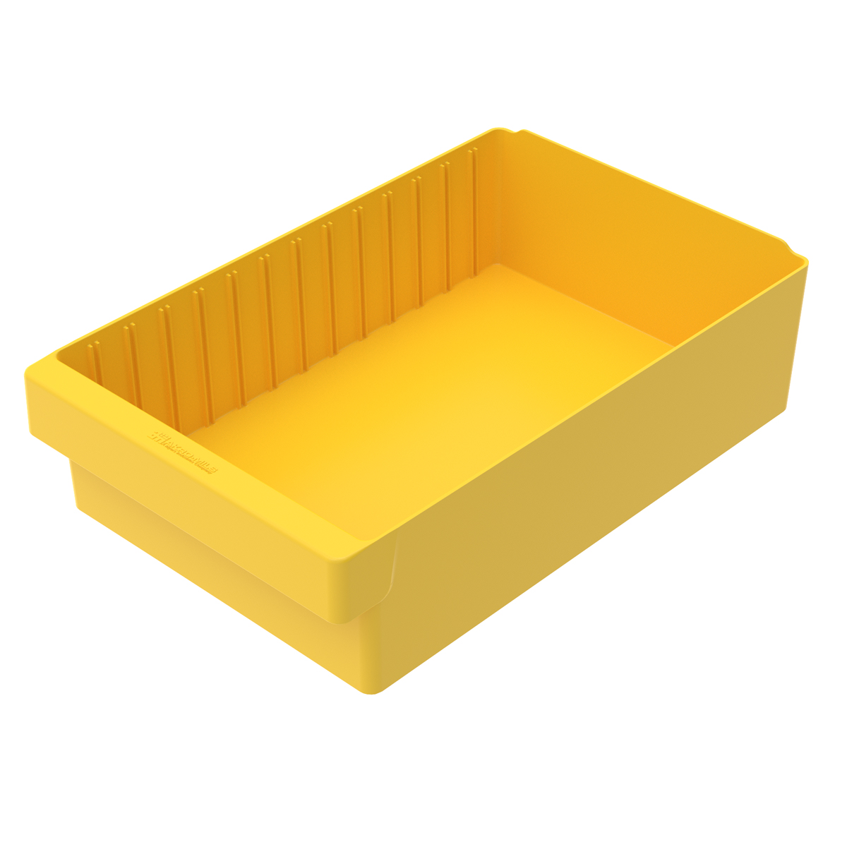 AkroDrawer 17-5/8 x 11-1/8 x 4-5/8, Yellow (31118YEL).  This item sold in carton quantities of 4.