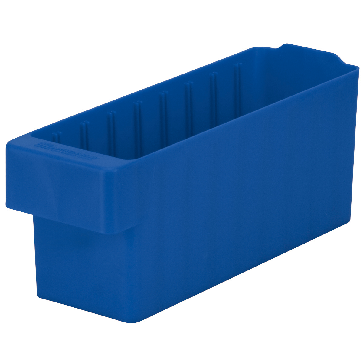 AkroDrawer 11-5/8 x 3-3/4 x 4-5/8, Blue (31142BLU).  This item sold in carton quantities of 6.