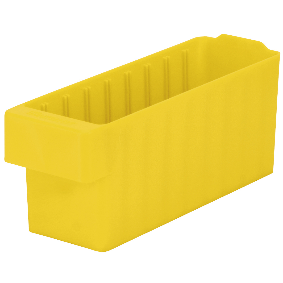 AkroDrawer 11-5/8 x 3-3/4 x 4-5/8, Yellow (31142YEL).  This item sold in carton quantities of 6.