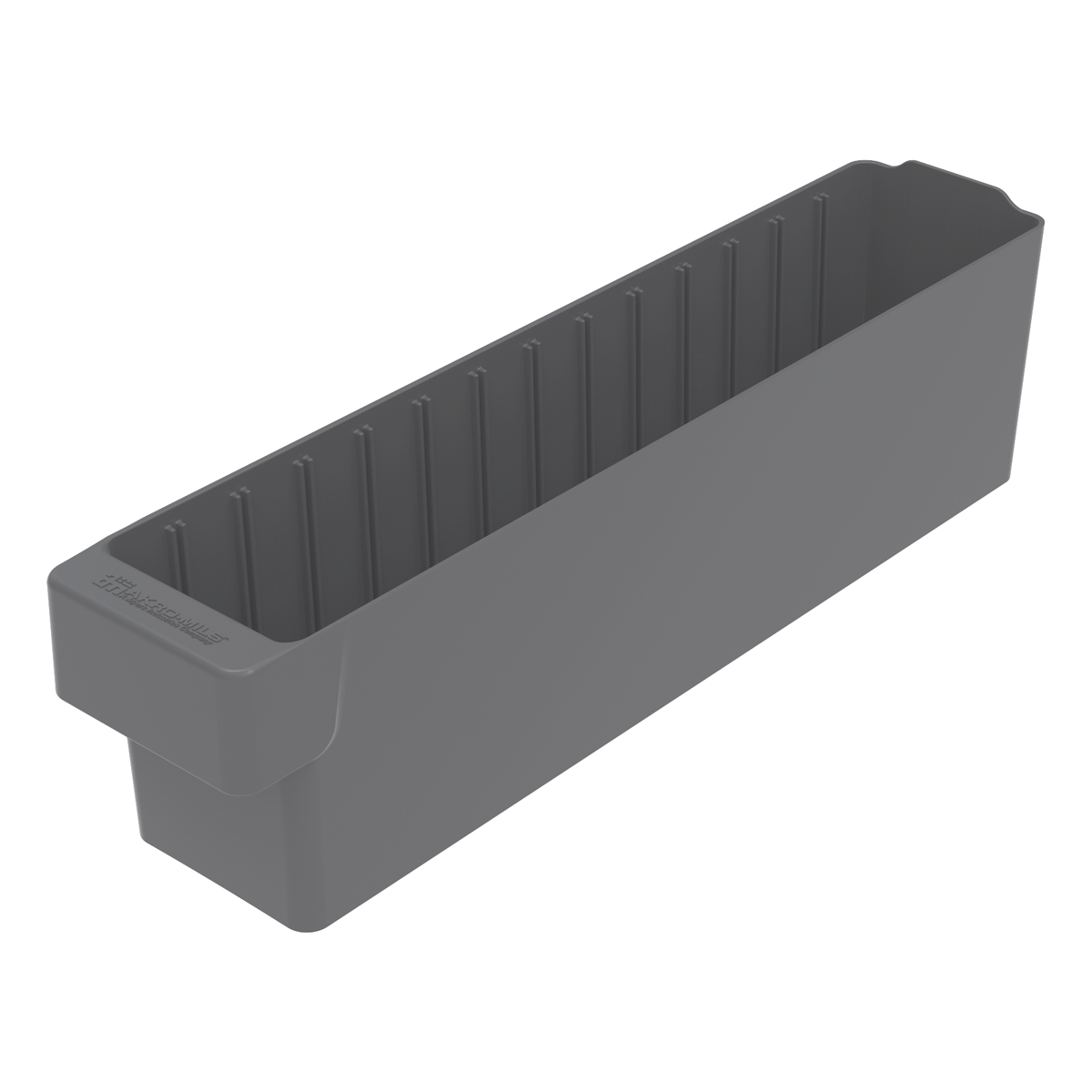 AkroDrawer 17-5/8 x 3-3/4 x 4-5/8, Gray (31148GRY).  This item sold in carton quantities of 6.