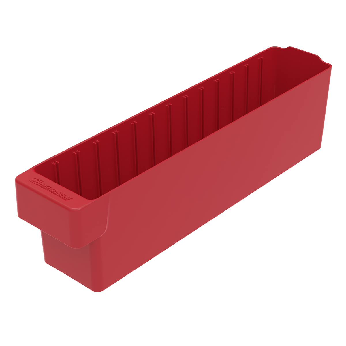AkroDrawer 17-5/8 x 3-3/4 x 4-5/8, Red (31148RED).  This item sold in carton quantities of 6.