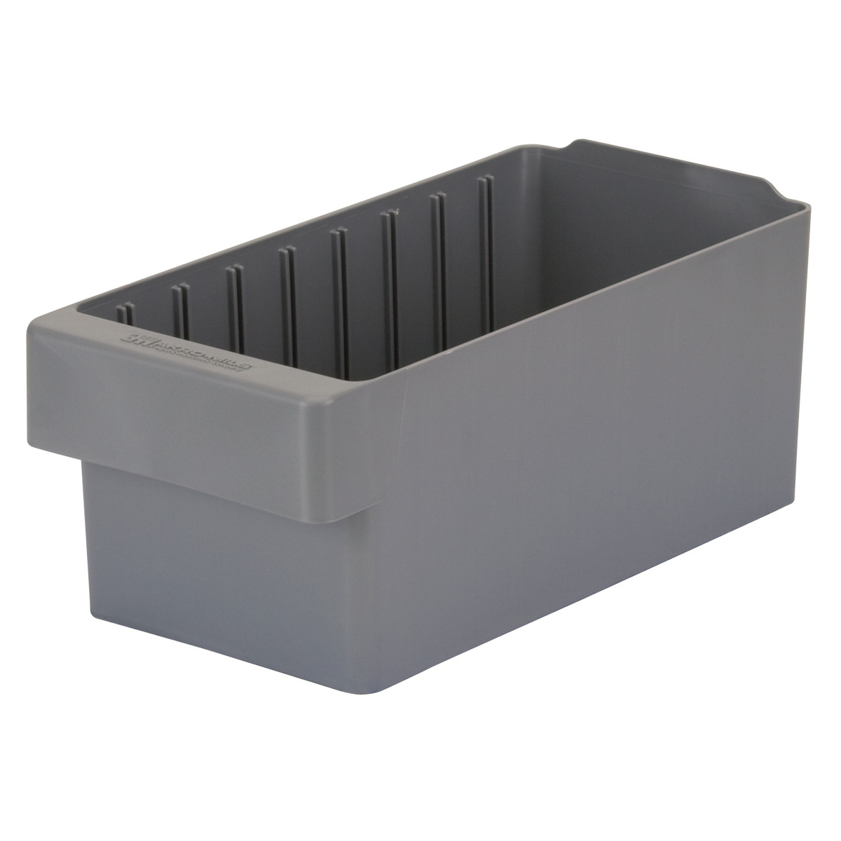 AkroDrawer 11-5/8 x 5-5/8 x 4-5/8, Gray (31162GRY).  This item sold in carton quantities of 6.