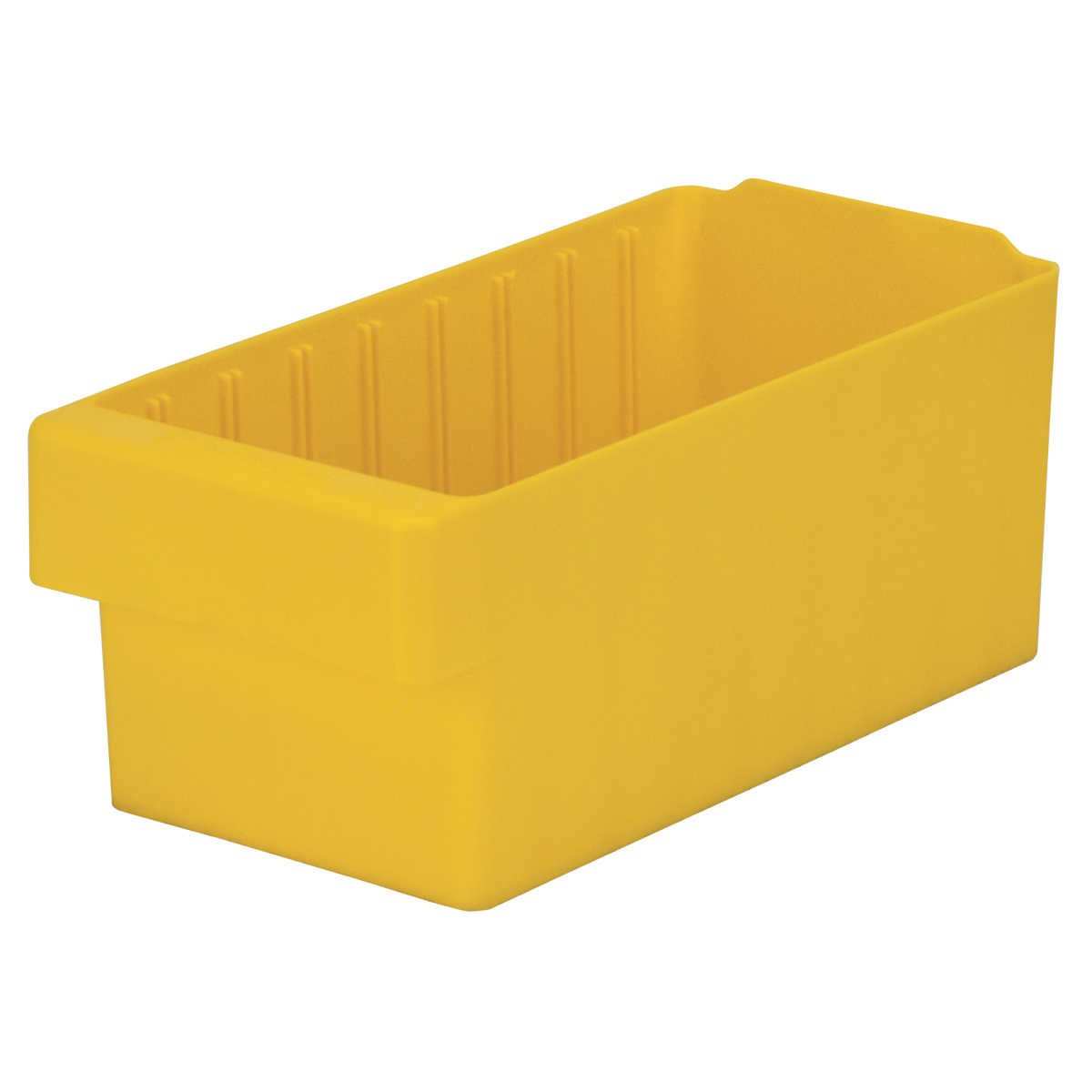 AkroDrawer 11-5/8 x 5-5/8 x 4-5/8, Yellow (31162YEL).  This item sold in carton quantities of 6.