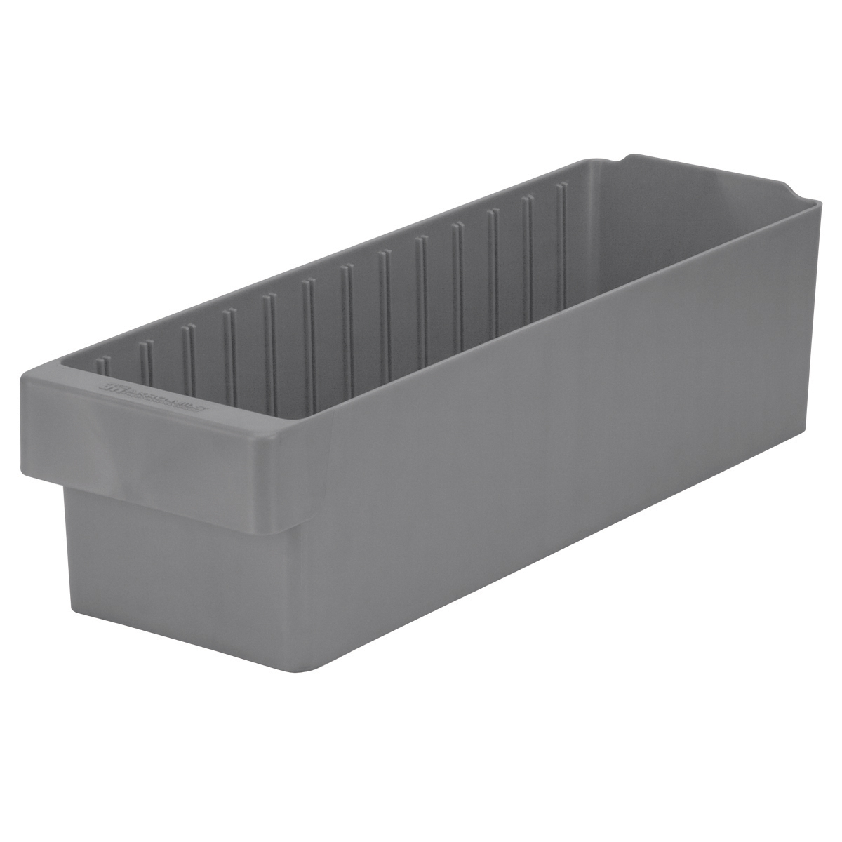 AkroDrawer 17-5/8 x 5-5/8 x 4-5/8, Gray (31168GRY).  This item sold in carton quantities of 6.