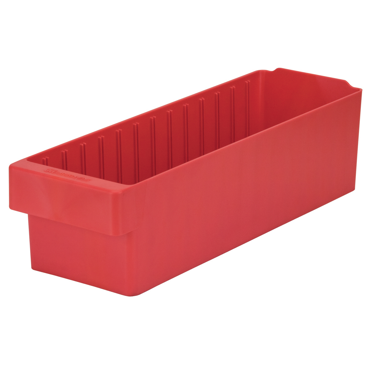 AkroDrawer 17-5/8 x 5-5/8 x 4-5/8, Red (31168RED).  This item sold in carton quantities of 6.