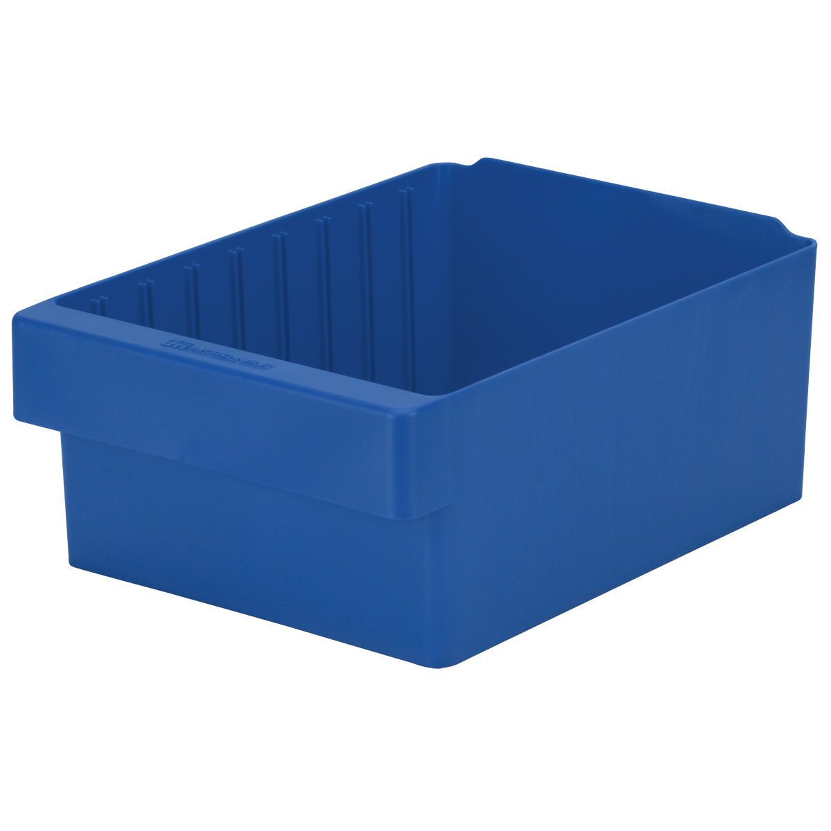 AkroDrawer 11-5/8 x 8-3/8 x 4-5/8, Blue (31182BLU).  This item sold in carton quantities of 4.
