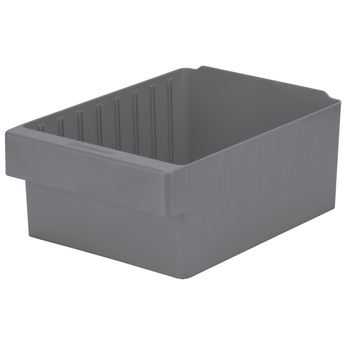 AkroDrawer 11-5/8 x 8-3/8 x 4-5/8, Gray (31182GRY).  This item sold in carton quantities of 4.