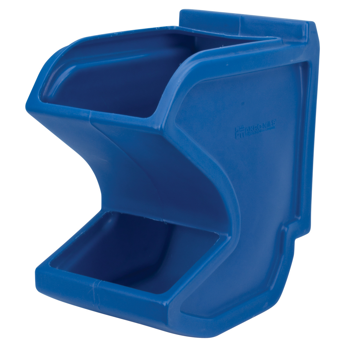 Easy Flow Gravity Hopper 18 x 10-3/4 x 19-1/2, Blue (31625BLUE).  This item sold in carton quantities of 1.