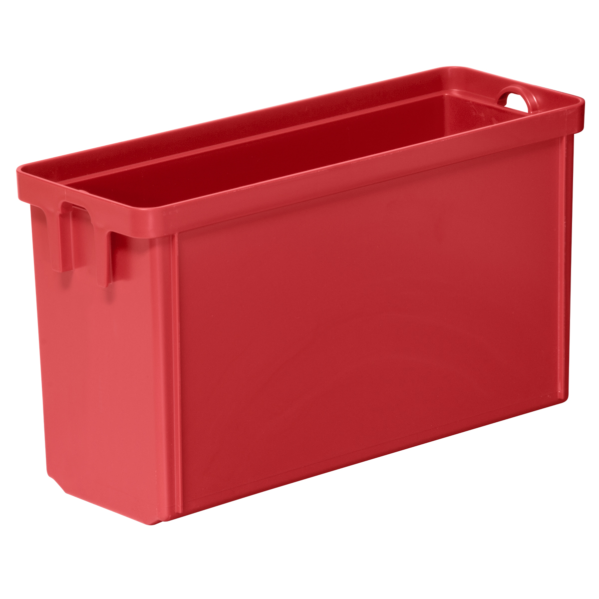 Multi-Load Tote 1/4 Cup, Red (38004RED).  This item sold in carton quantities of 6.
